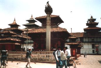 Durbar Square, Jagannath Temple