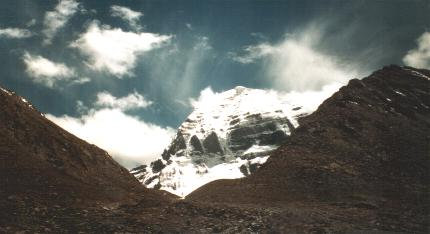 Mt. Kailash,  North Face